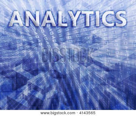 Ilustração do Analytics