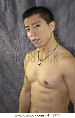 naked asian male photos