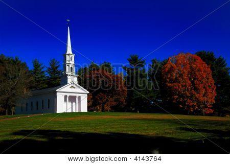 Wayside Inn Chapel, Sudbury, Ma