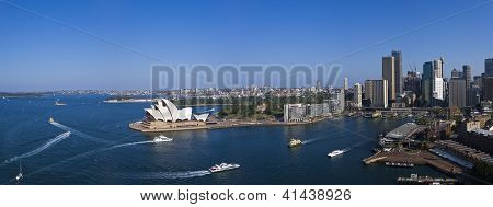 Sydney Harbour In The Afternoon Sun