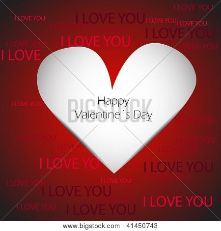Valentine�s Day Card