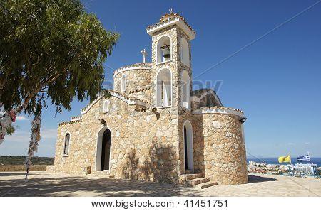 Kirche Profitis Ilias, Zypern