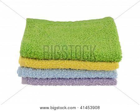 Pastel Face cloths