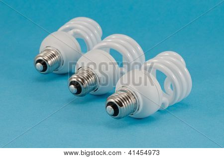 New Novel Economic Fluorescent Light Bulb