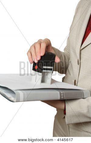 Press, Stamp