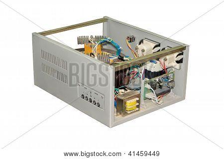 Voltage Regulator.