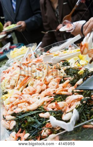 Seafood Party Platter
