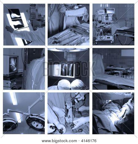 Surgeons Collage
