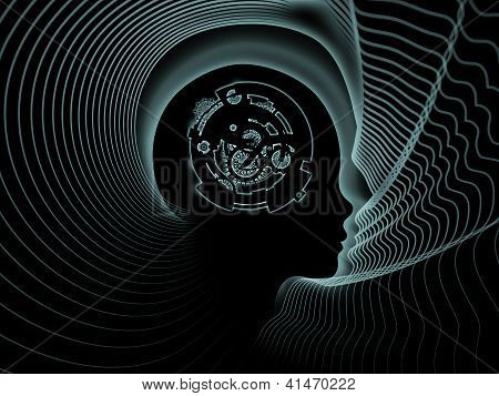 Internal Clockwork Background