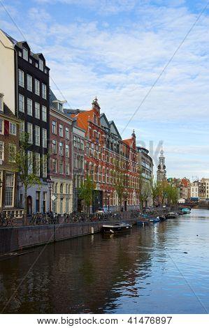 Amsterdam inner city, Netherlands