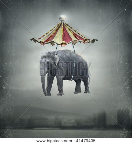 Fantasy Elephant