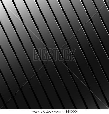 Vector Brushed Metal Panelling