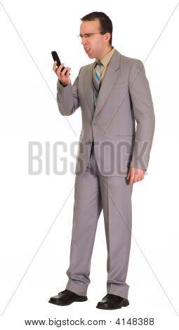 Mad Businessman
