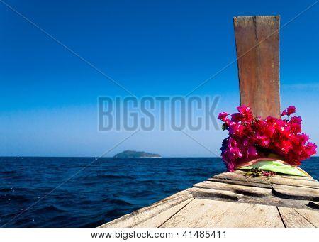 Getaway Journey Ship Nose