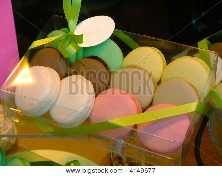 Macarons surtidos
