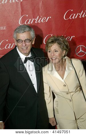 PALM SPRINGS, CA - JAN 5: U.S. Senator Barbara Boxer arrives at the 2013 Palm Springs International Film Festival's Awards Gala at the Palm Springs Convention Center, Jan. 5, 2013 in Palm Springs, CA