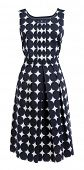 pic of habilis  - dress with polka dots - JPG