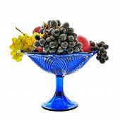 Vase With Fruit