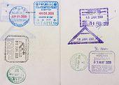 Malaysia Passport Travel To Asia poster