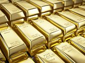 picture of billion  - Fine Gold Bars - JPG