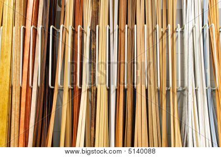 Materiales de madera