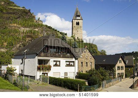 Kobern-gondorf In Germany