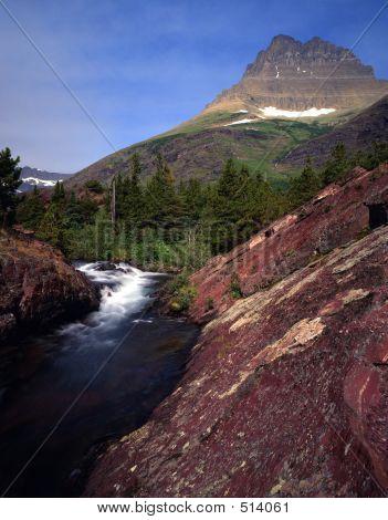 Redrock Falls (v)