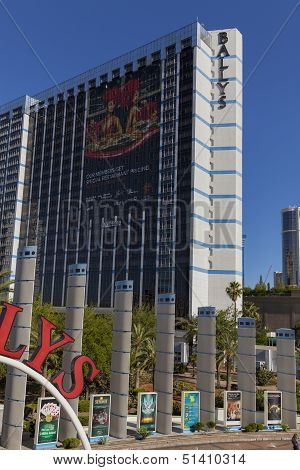 Ballys Casino In Las Vegas, Nv On May 20, 2013