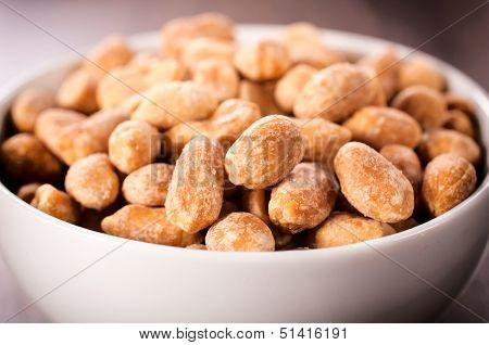 Peanuts In Cup