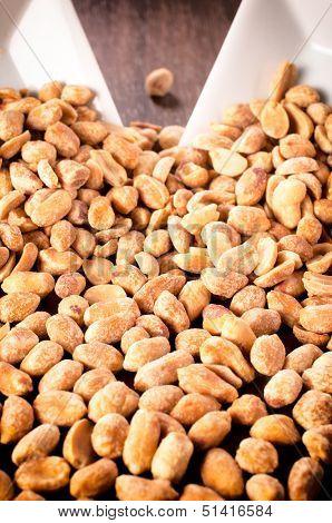 Splashed Peanuts
