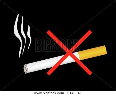 Say No To Nicotine Dependence