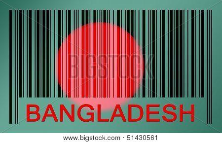 Barcode Flag