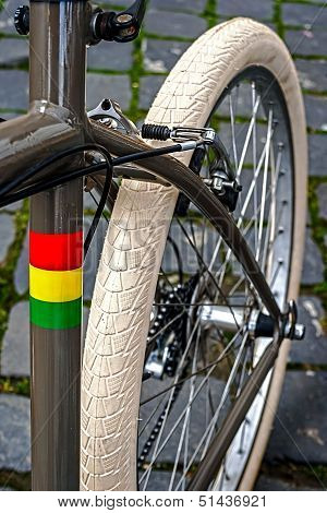 Bicycle Detail 8