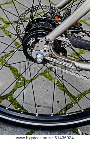 Bicycle Detail 9