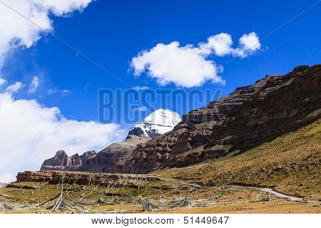 Mountain Kailash