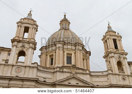 Sant'agnese In Agone Church