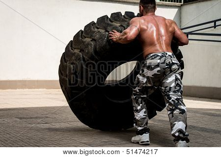 Turning Tires
