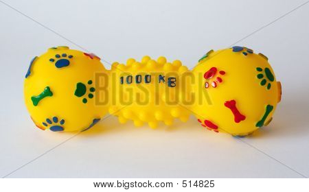 Dogs Toy Dumbell