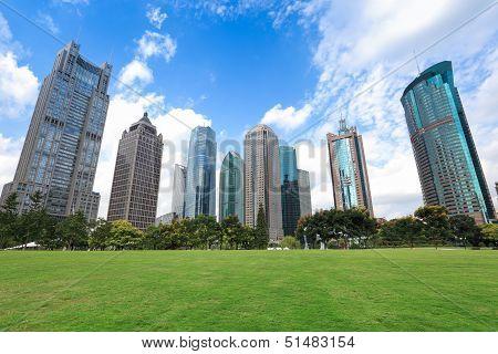 Greenbelt And City