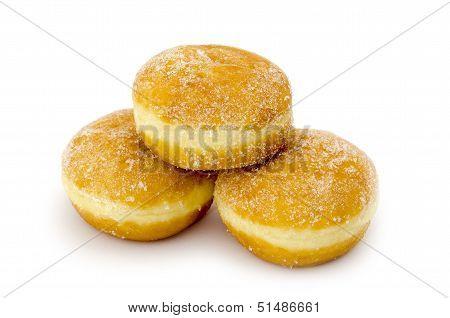 Sugared Doughnut