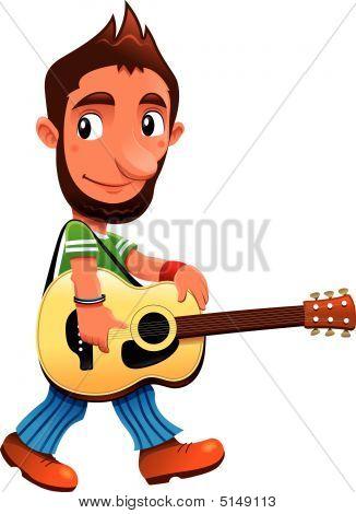 Funny Musician