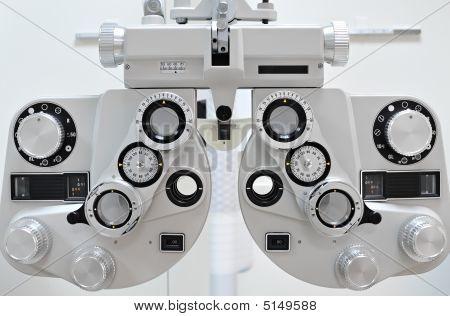 Visión artificial de Optometría