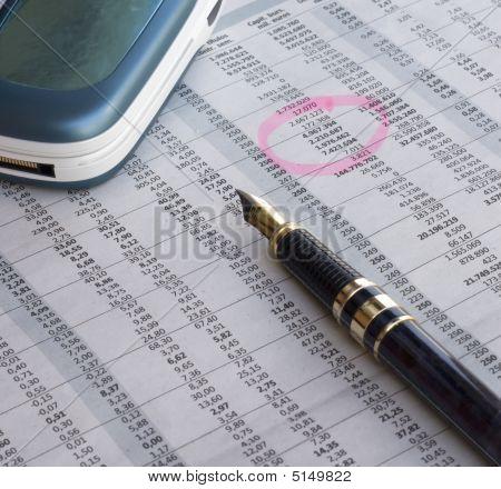 Financial Objects