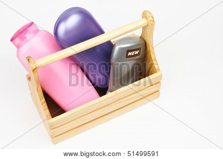 Bath And Shower Objects