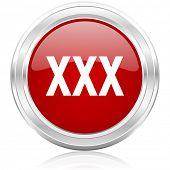 pic of pornographic  - xxx icon  - JPG