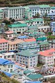 pic of sherpa  - Namche Bazar  - JPG