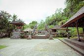 foto of gunung  - Gunung kawi temple in Bali island - JPG