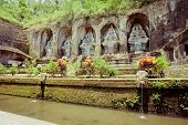 picture of gunung  - Gunung kawi temple in Bali island, Indonesia