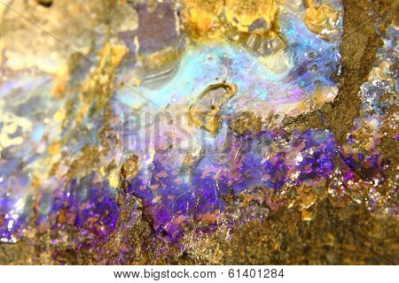 Mineral Opal Background