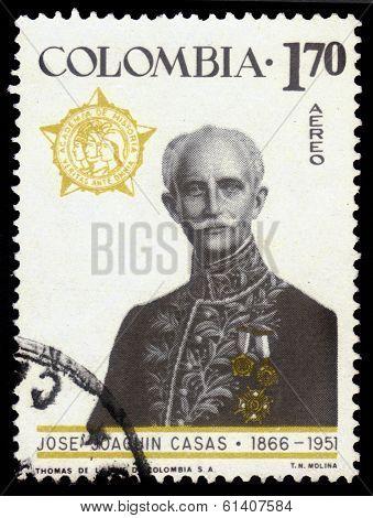 Jose Joaquin Casas, Educator, Diplomat